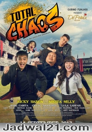 Film TOTAL CHAOS 2017