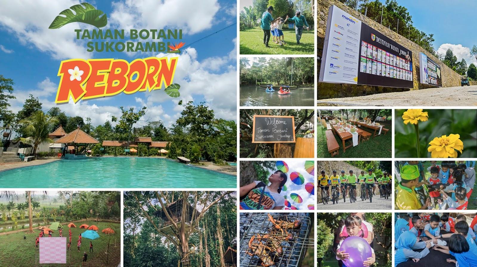 Taman Botani Sukorambi Destinasi Wisata Edukasi Keluarga Kabupaten