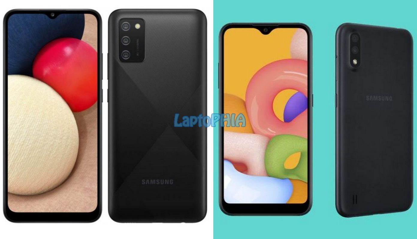 Komparasi Samsung Galaxy A02s vs Samsung Galaxy A01: Apa Saja Peningkatannya?