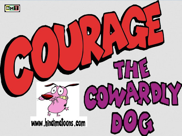 Courage the Cowardly Dog HINDI Episodes