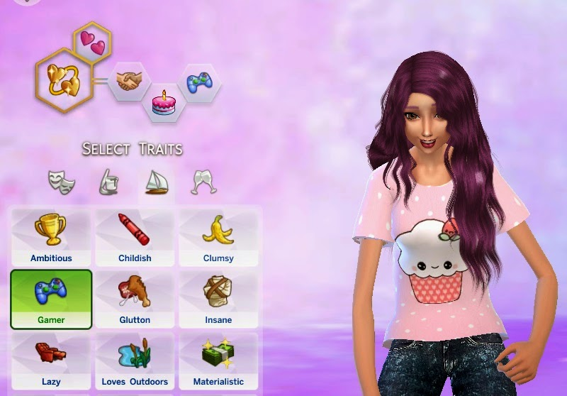 My Sims 4 Blog Gamer Trait By Pastel Sims