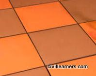 Floor tiles types