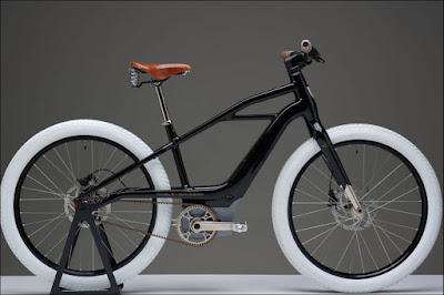 Harley-Davidson bicycle
