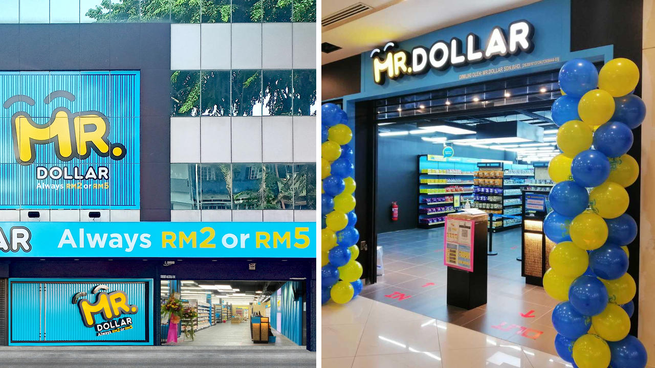 Lokasi Kedai Mr Dollar Seluruh Malaysia Untuk Tahun 2021
