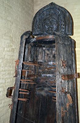 Музей пыток в Санкт-Петербурге