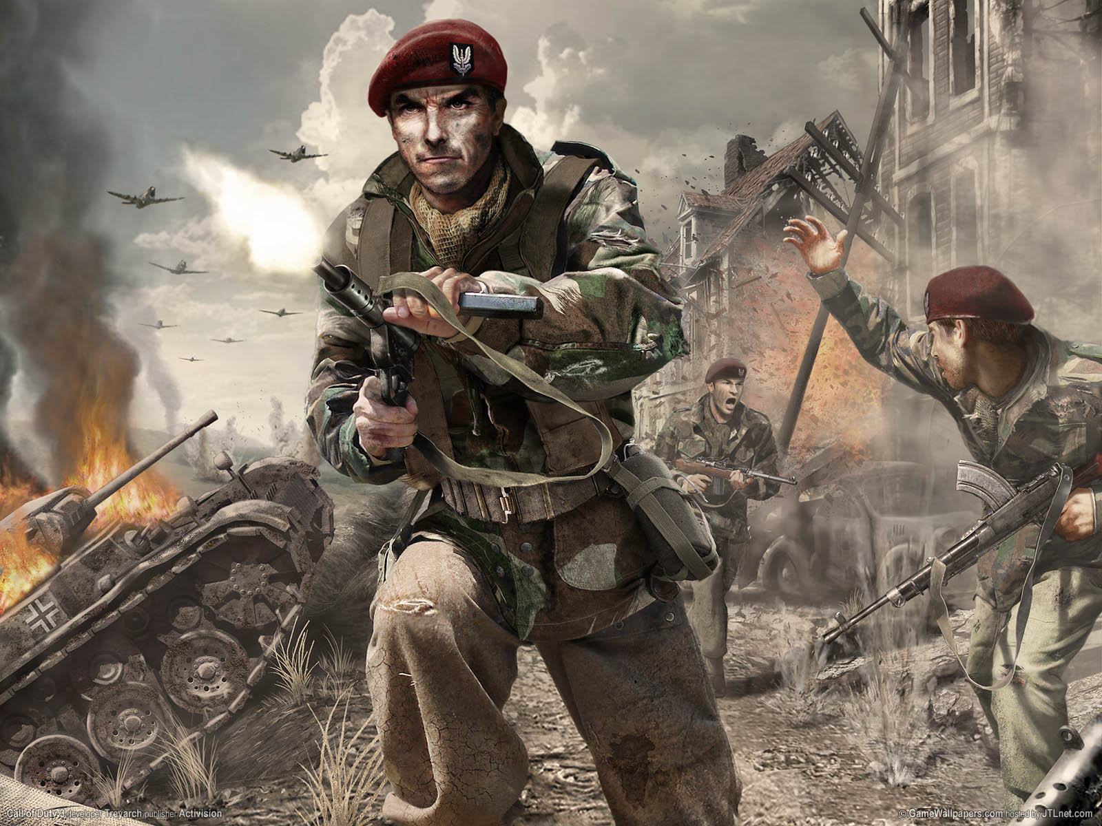 Call Of Duty Latest HD Wallpapers