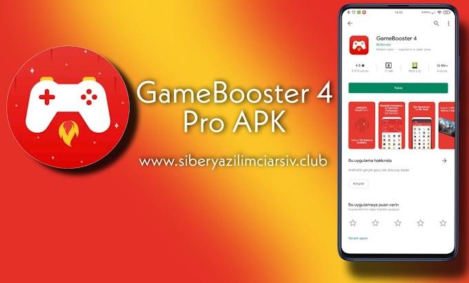 GameBooster 4 v4584u Pro APK