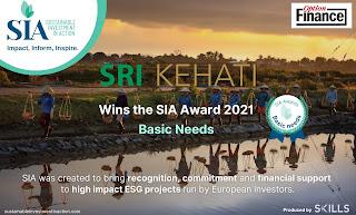 Dukung Budi Daya Sorgum di NTT, Yayasan KEHATI Raih Sustainable Investment in Action Award 2021