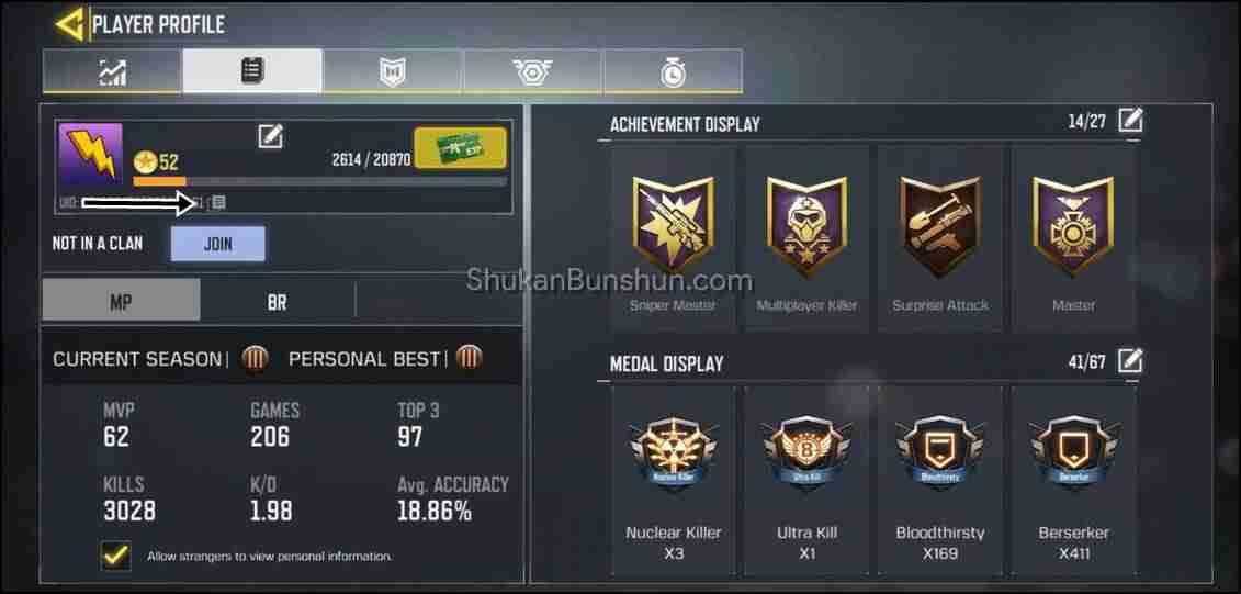7 Cara Mengganti Foto Profil Cod Mobile Di Call Of Duty App Shukan Bunshun