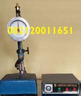 Jual Alat Penetrasi Aspal (Laboratory Penetration Test)