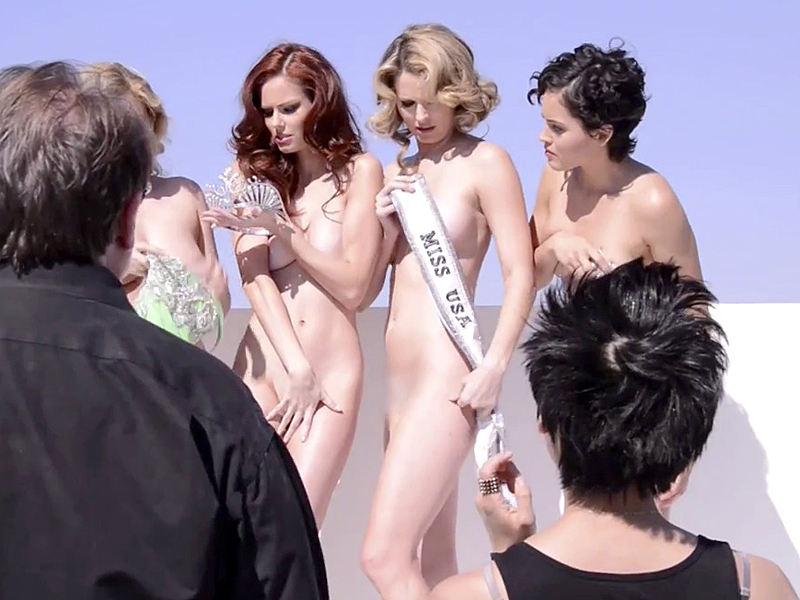 Miss usa nude video congratulate, you