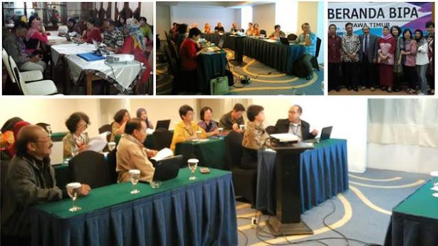 Internasionalisasi Bahasa Indonesia Bagian dari Amanah UU No 24 Tahun 2009