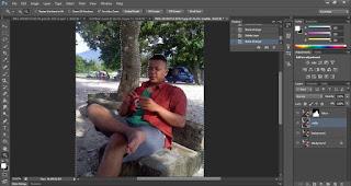 Membuat Auto Fokus di Photoshop Layaknya DSLR