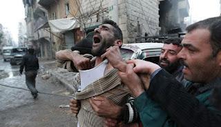 Seorang Ayah Meninggal Usai Lihat Foto Anaknya Disiksa & Dibunuh Rezim Syiah Nushairiyah