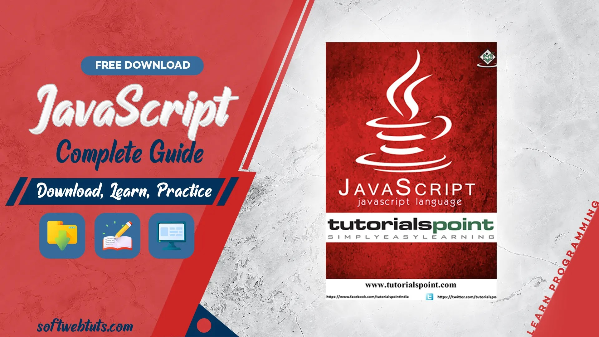 JavaScript Tutorial PDF for Beginners - Complete PDF Guide