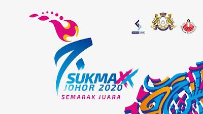 Kedudukan Pungutan Pingat SUKMA 2020 Johor