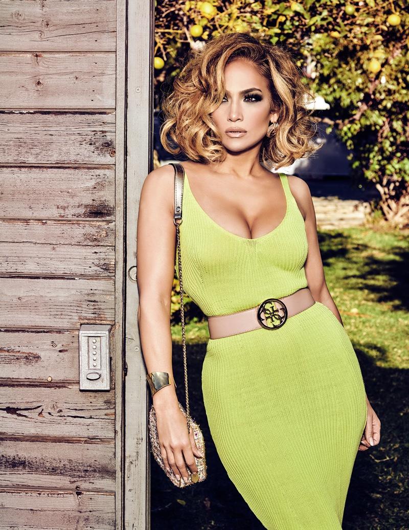 Singer Jennifer Lopez fronts Guess spring-summer 2020 campaign