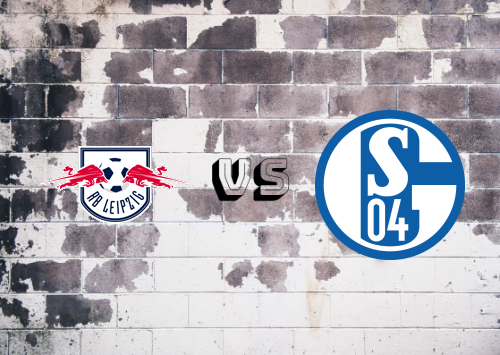 RB Leipzig vs Schalke 04  Resumen