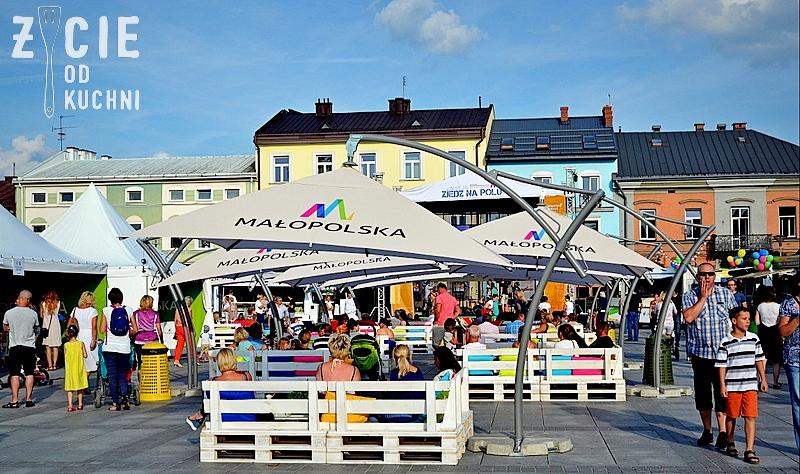 festiwal kulinarny, zjedz na polu, malopolski festiwal smaku, chillout, zycie od kuchni