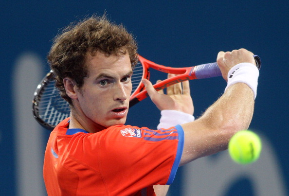 TENNIS: Andy Murray Profile and Pics