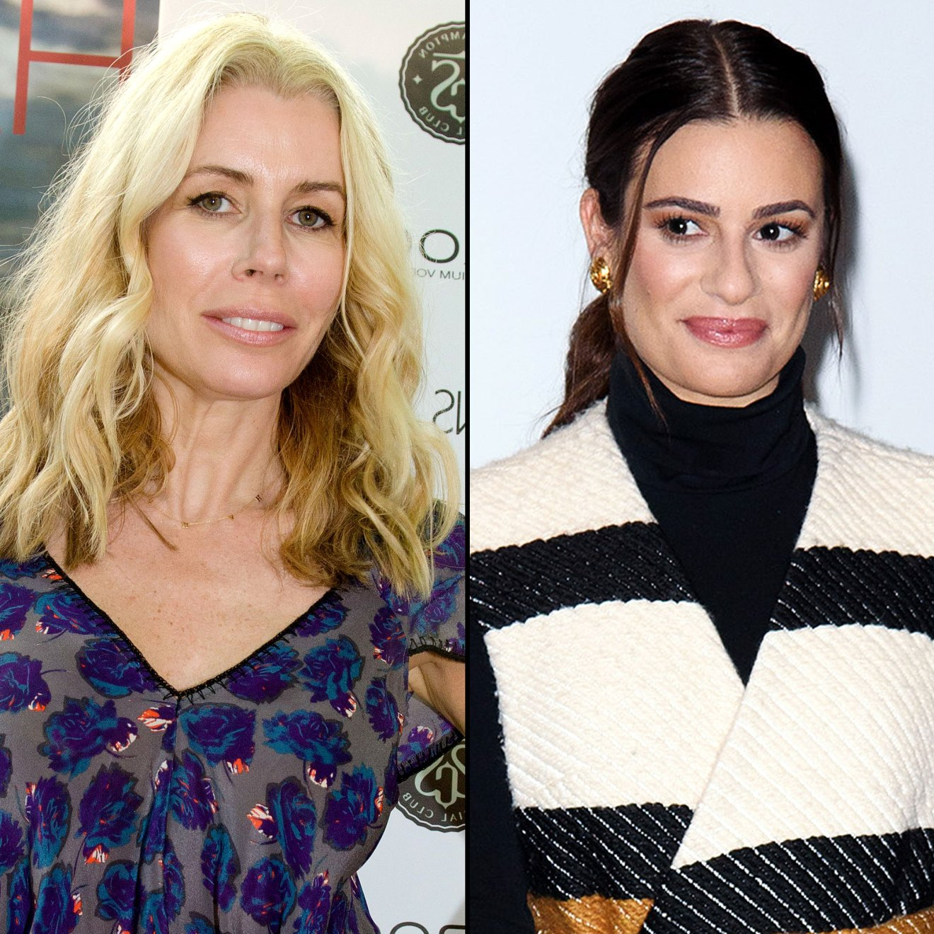 Aviva Drescher Calls Out Lea Michele Says You Were Once Very Unkind To Me So I Am Not Surprised By Your Behavior