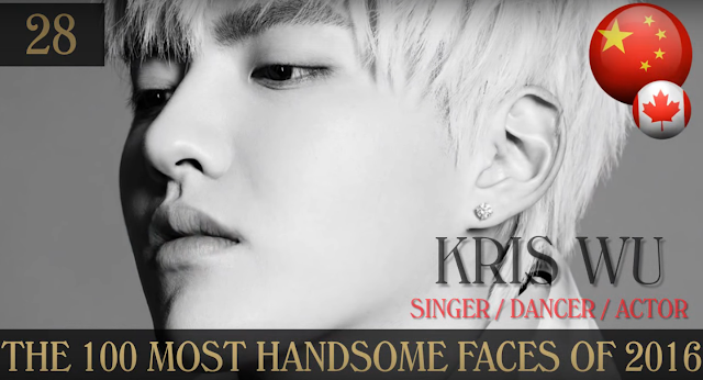 Kris Wu 100 Handsome Faces