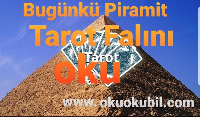 Bugünkü Piramit Tarot Falını Oku