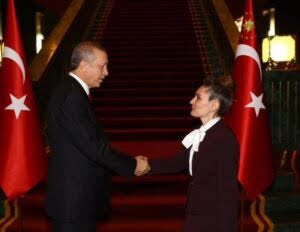 Secuestradora es jefa de Derechos Humanos en Turquía