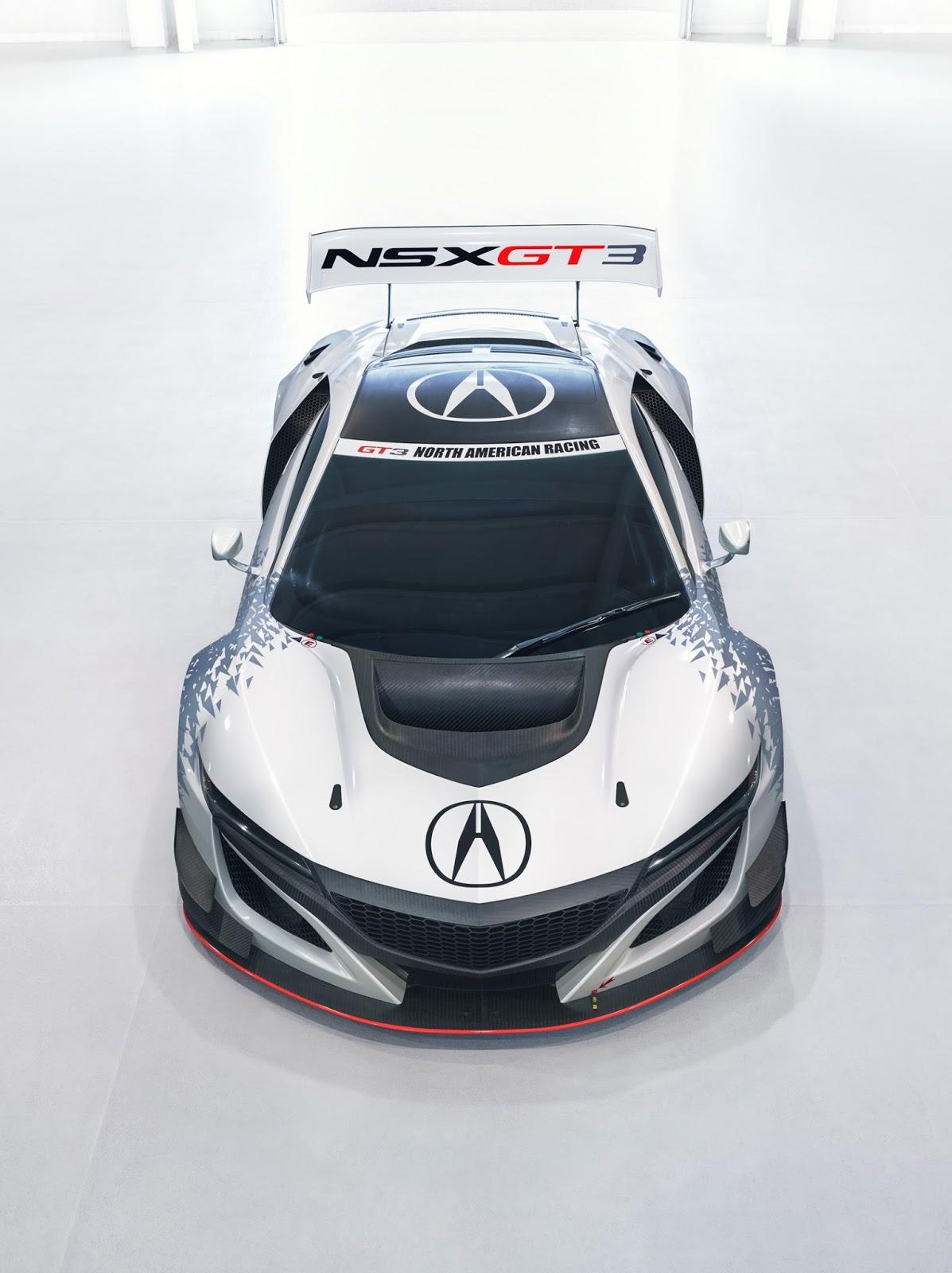 2015 - [Honda] NSX - Page 10 Acura-NSX-GT3-2