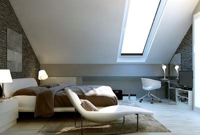 attic bedroom ideas with amazing room design