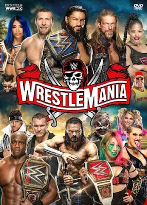 WWE WrestleMania 37 Night 2 (2021) PPV 720p | 480p WEBRip 1.5Gb | 800Mb x264