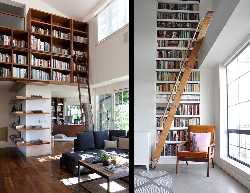 la fabrique a deco bibliotheques ranger ses livres dans la maison