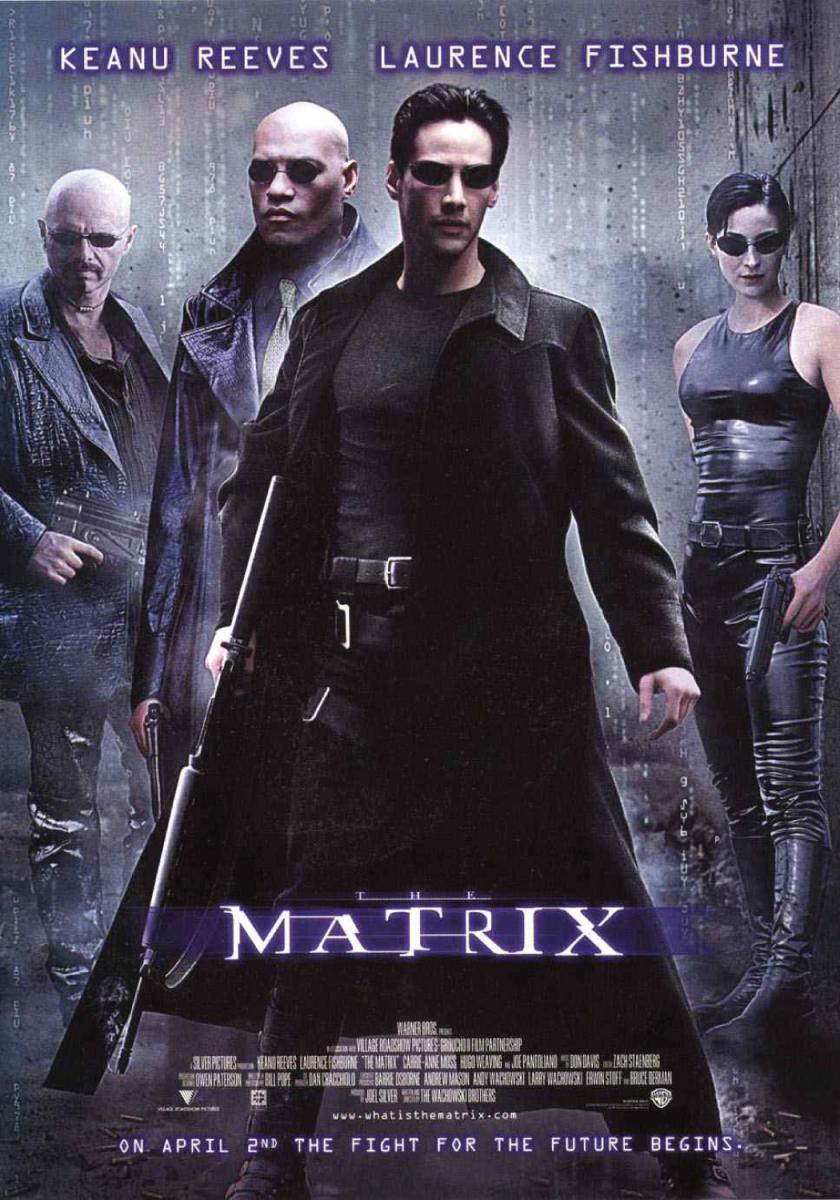 Download The Matrix (1999) Full Movie in Hindi Dual Audio BluRay 1080p [2GB]