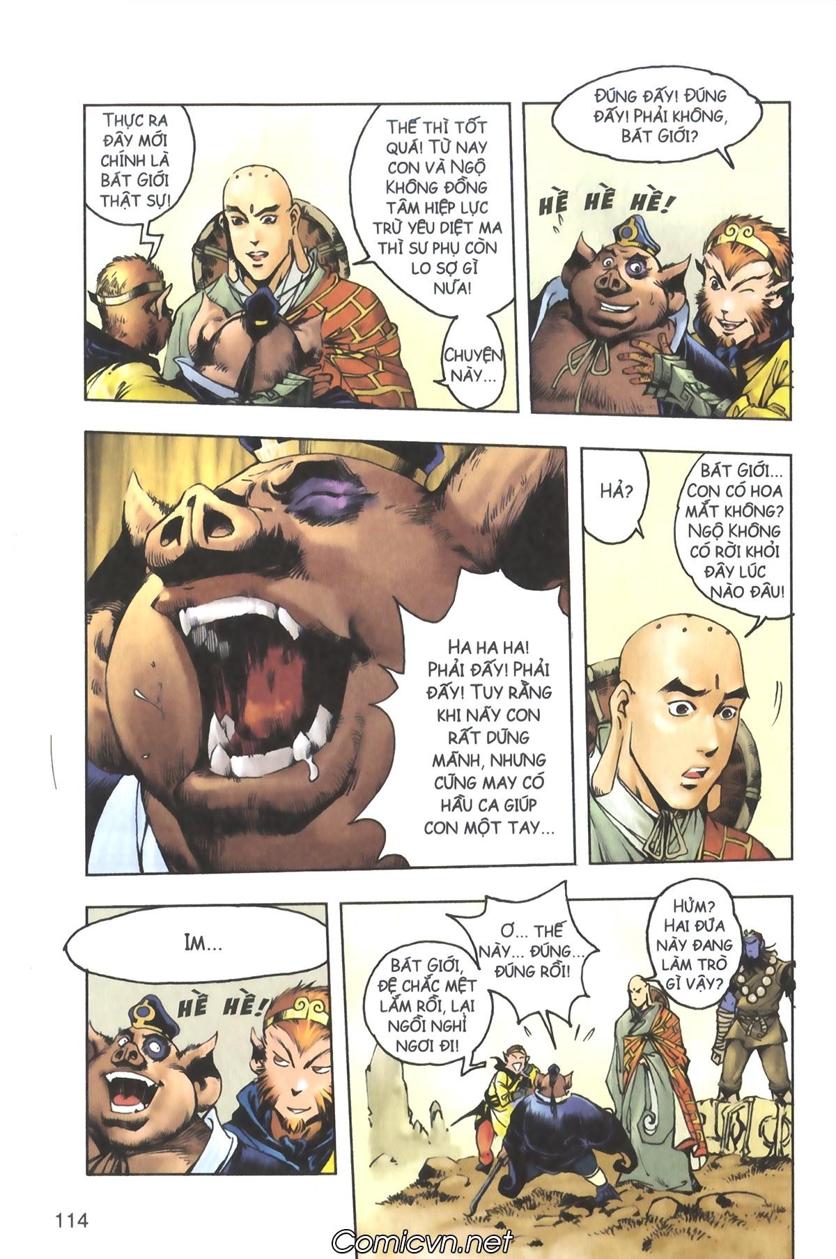 Tây Du Ký màu - Chapter 117 - Pic 24