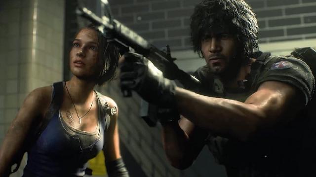 Pour le printemps 2021 Resident Evil 8