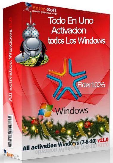 Activacion Para Todos Los Windows 7-8-10 v11.0 [ISO]