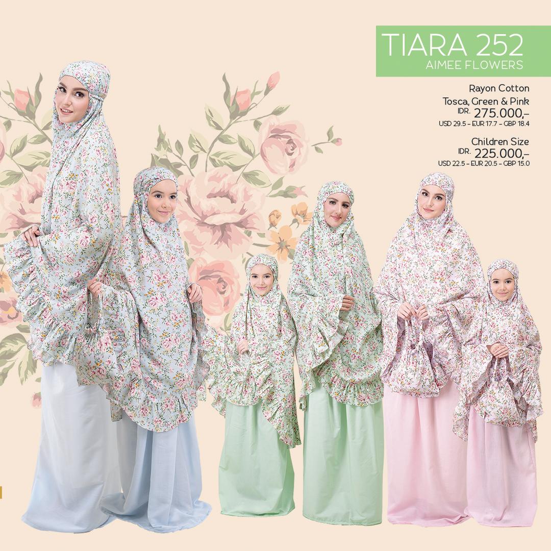 Tatuis Mukena Tiara 213 Tosca Daftar Harga Terbaru Dan Terlengkap 212 Terbaik Source Habis Alicia Isabelle By