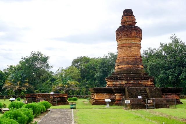 Peninggalan Kerajaan Sriwijaya Candi Muara Takus