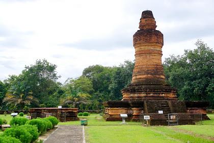 Peninggalan Kerajaan Sriwijaya dan Gambarnya (Candi, Prasasti, Kitab) Plus Lokasi Penemuannya