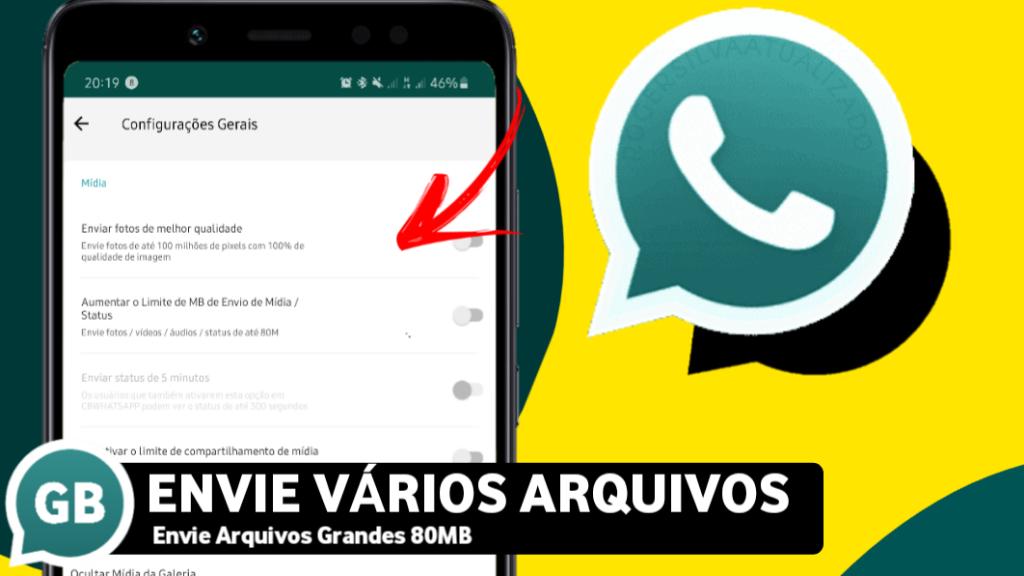Gb whatsapp 2021 atualizado