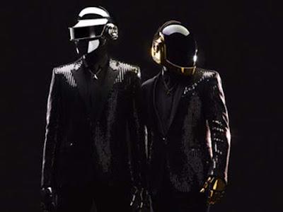 I Daft Punk, duo francese di musica dance elettronica