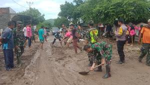 Banjir Bandang di Dompu Terjang Tiga Desa, Ratusan Rumah Alami Kerusakan Parah
