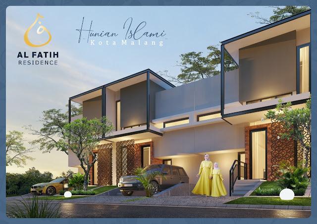 Jual Rumah Exclusiv Al Fatih Residence