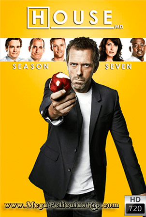 Dr. House Temporada 7 [720p] [Latino-Ingles] [MEGA]