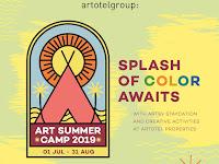 ART SUMMER CAMP 2019, MENGISI LIBURAN DENGAN AKTIFITAS SENI DI ARTOTEL