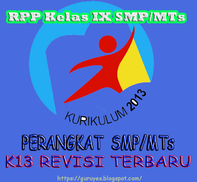 RPP k13  SMP/MTs Revisi 2018