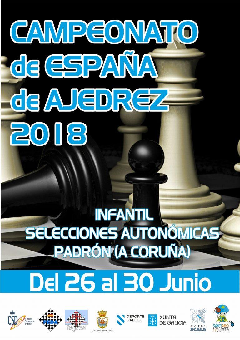 Sección de Ajedrez Oberena: junio 2018