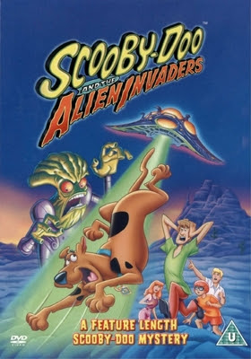 Scooby-Doo e os Invasores Alienígenas Dual Áudio 2000 - DVD-REMUX 576p