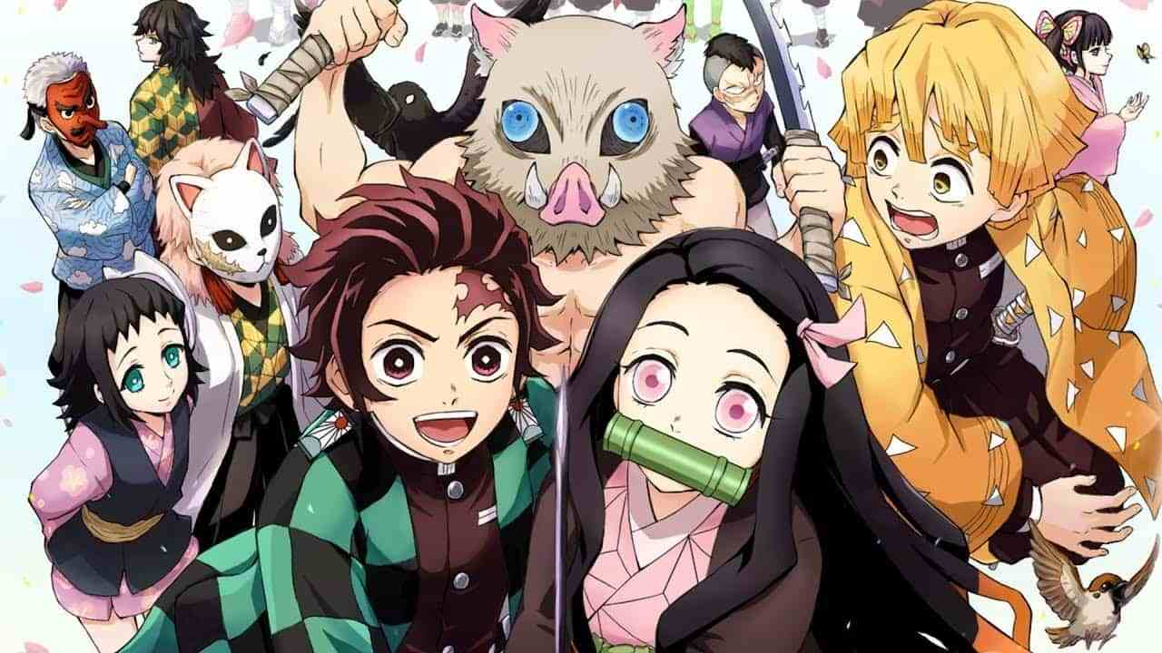 Kimetsu no Yaiba Batch Subtitle Indonesia