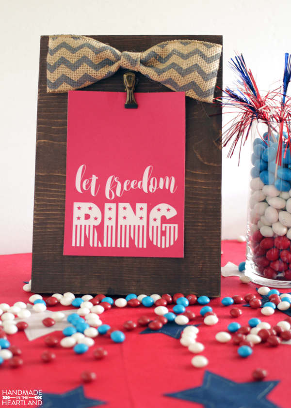 let freedom ring printable